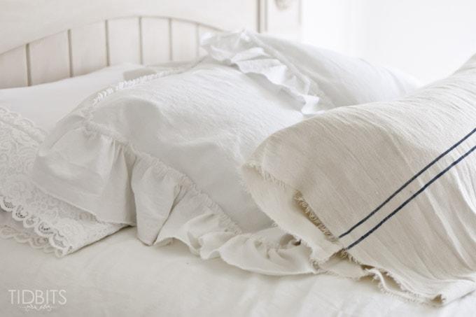 Making A Pillow Sham
