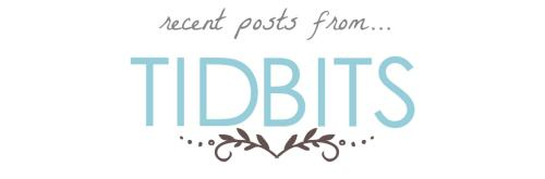 Recent Posts From_Tidbits_2016