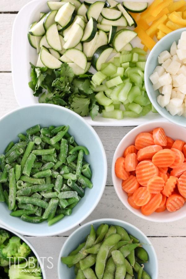 Way Best Fresh Zucchini What Store