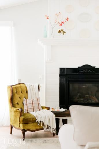 Fall Home Tour | In the Living Room