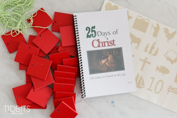 A Christ Centered Christmas Countdown