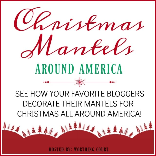 Christmas Mantels around America