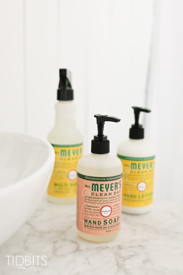 Bathroom Accessories Purchase bathroom refresh + my bathroom cleaning essentials - tidbits