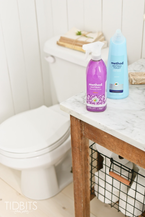 Bathroom Refresh My Bathroom Cleaning Essentials Tidbits