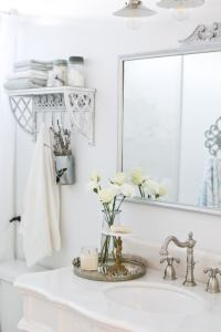 French Cottage Bathroom Reveal