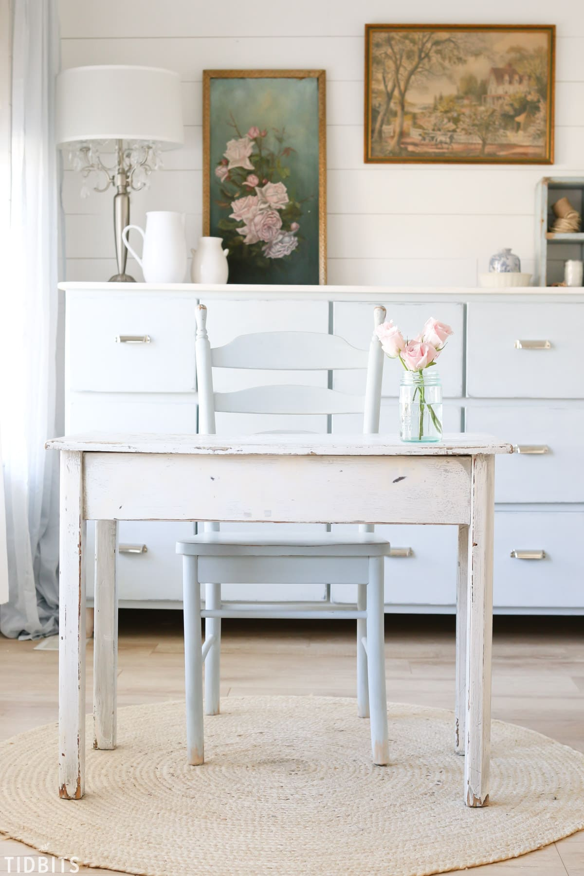 Home Office Makeover Tidbits