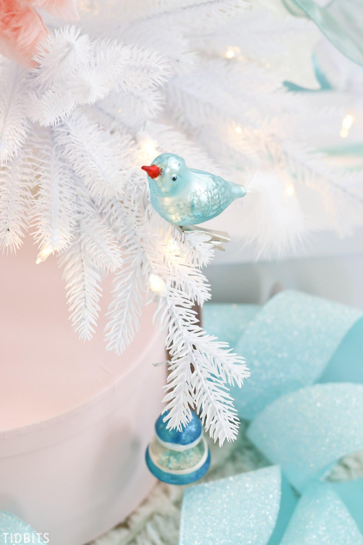 TIDBITS Colorful Christmas Tree | Balsam Hill 12 Bloggers of Christmas