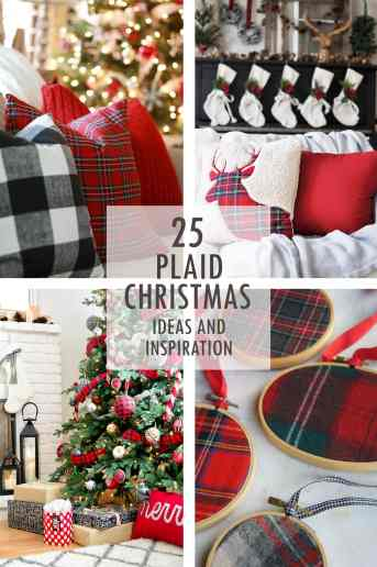 Plaid Christmas Ideas