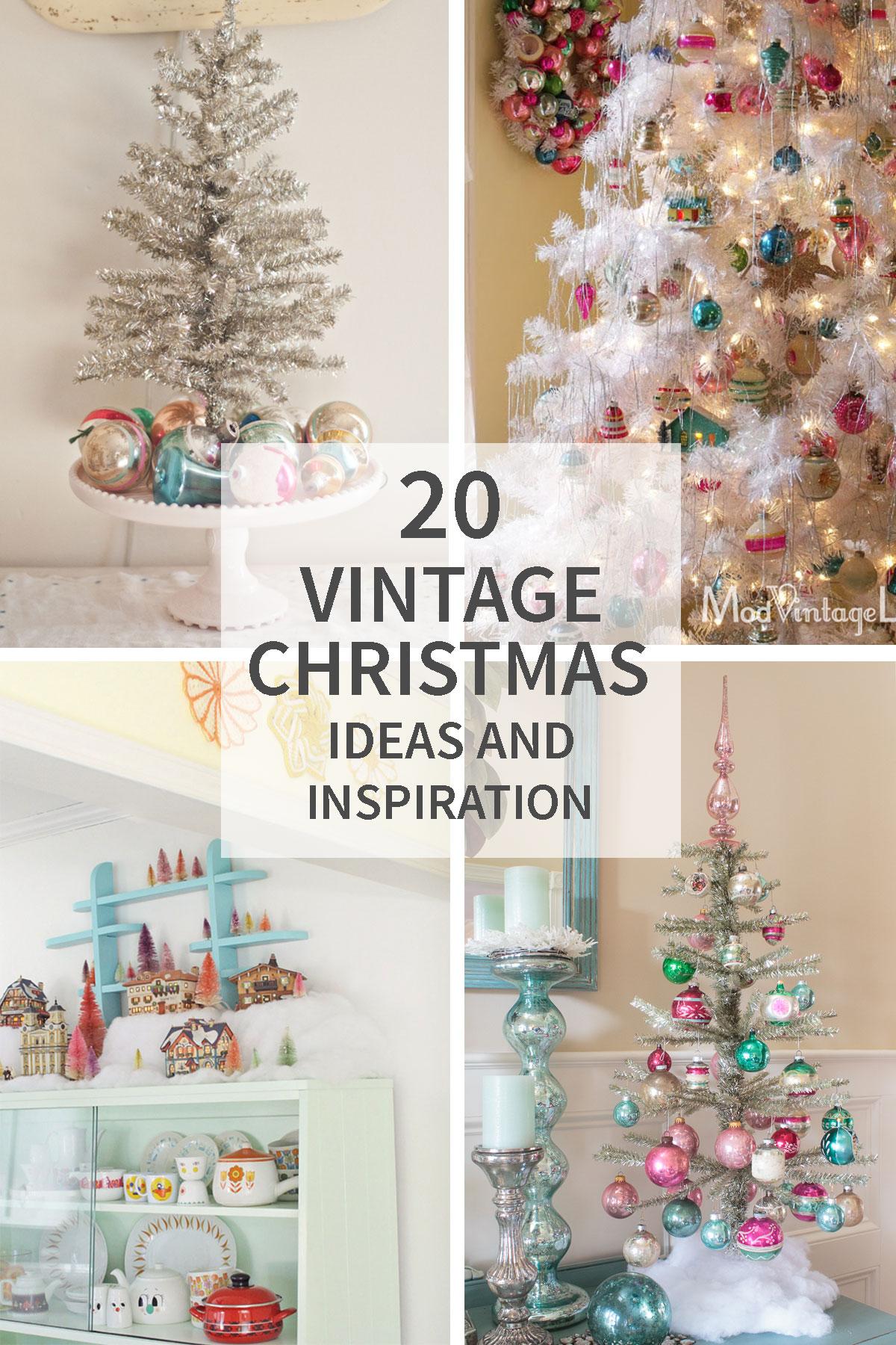 Pink Christmas Inspiration and Ideas - Tidbits