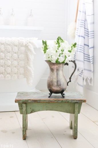 Spring Master Bathroom Refresh