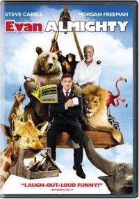 Evan Almighty, a clean inspiring movie on Netflix