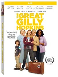 The Great Gilly Hopkins, a clean inspiring movie on Netflix