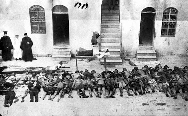 genoktonia pontiwn 1919