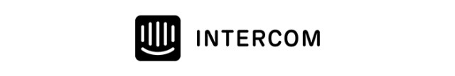 The logo of Intercom app