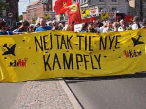 Nej tak til nye kampfly - Københavns begivenhed @ Biblioteket | København | Danmark