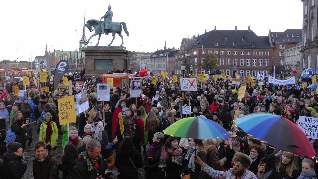 Christiansborg _ klima