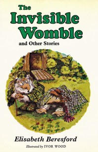 The Invisible Womble - Ernest Benn (1973) - illustrated cover