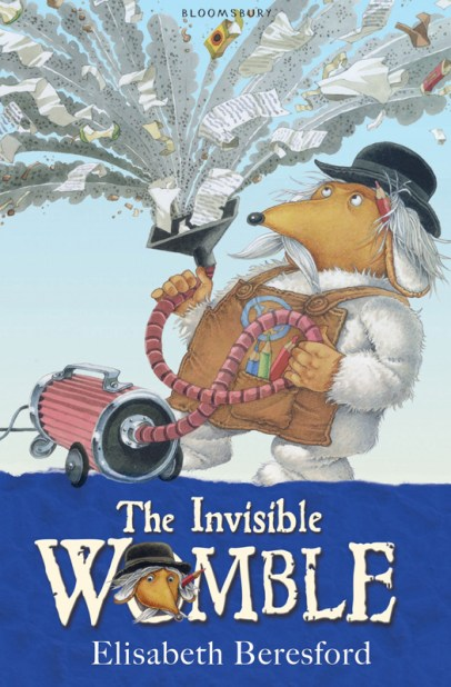 The Invisible Womble - Bloomsbury (2011)