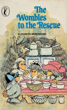 The Wombles To The Rescue - Puffin (1977)