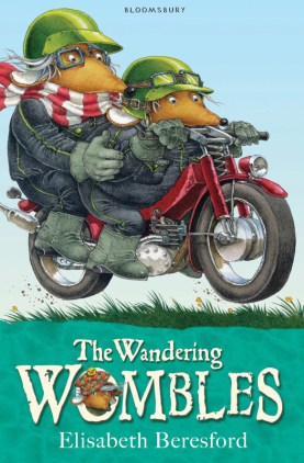 The Wandering Wombles - Bloomsbury (2010)