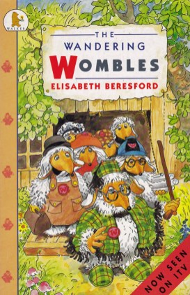 The Wandering Wombles - Walker (1990)