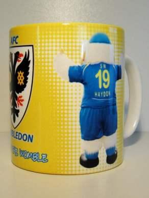 Back of Haydon mug