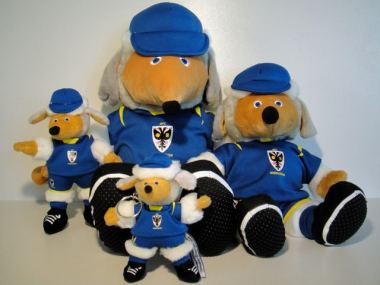 Haydon the Womble toys