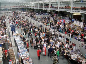 View of London Film & Comic Con