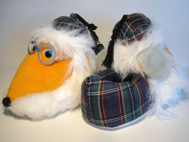 Uncle Bulgaria slippers