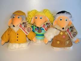 Bungo, Alderney and Tobermory