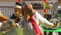 The Wombles on This Morning