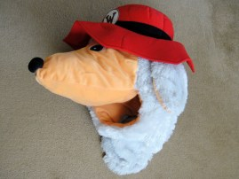 Orinoco costume head