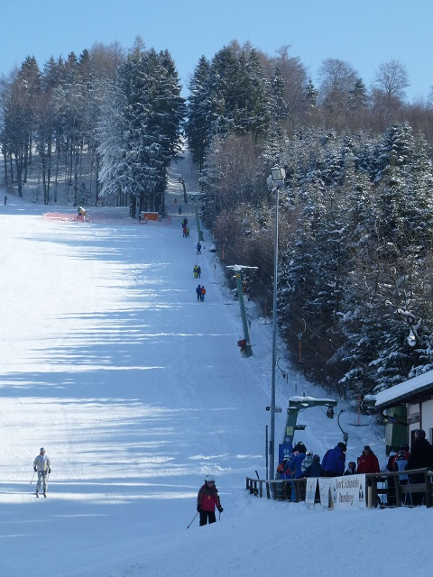 Skilift-Ronsberg-Liftstrecke