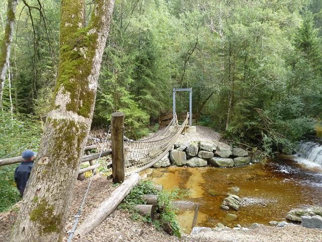 Durachtobel-Hängebrücke