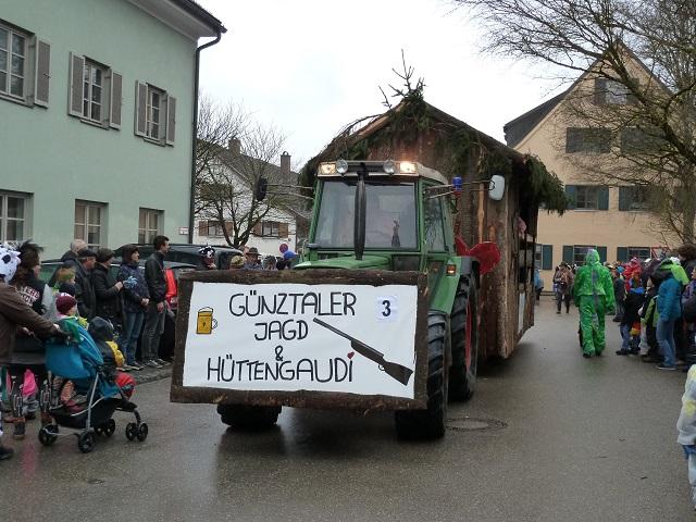 Faschingsumzug Obergünzburg-1