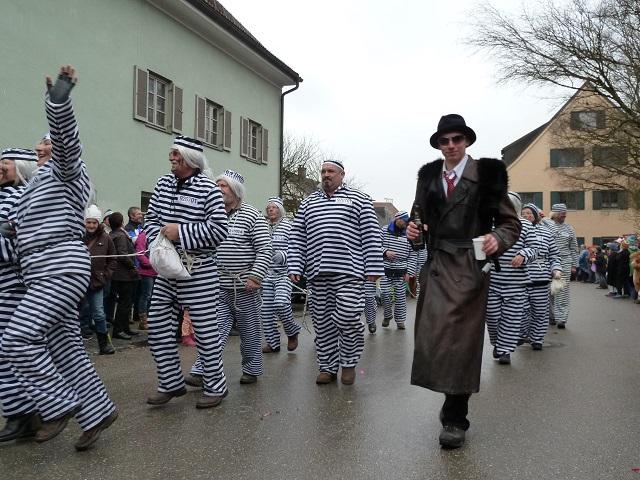 Faschingsumzug Obergünzburg - Minderbetzigauner-2