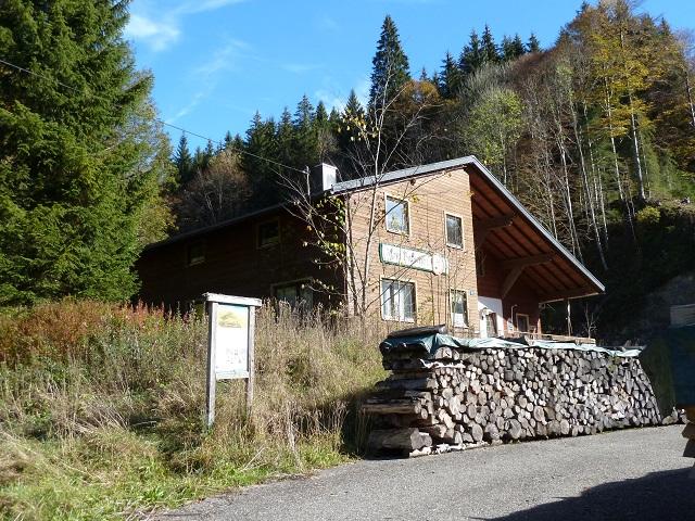 Adelegg - ehemaliges Wirtshaus zum Batschen