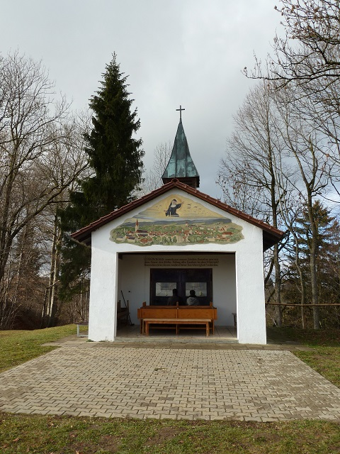Fatimakapelle bei Kemnat