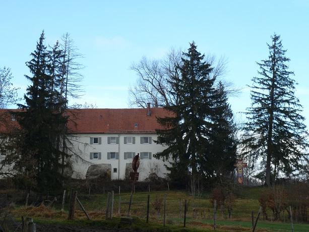 Die Fazenda da Esperanca in Bickenried