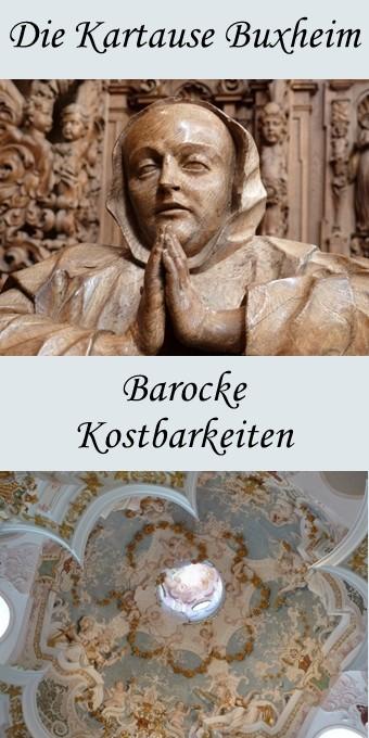 Ein Rundgang durch die Kartause Buxheim und ihre barocken Kostbarkeiten