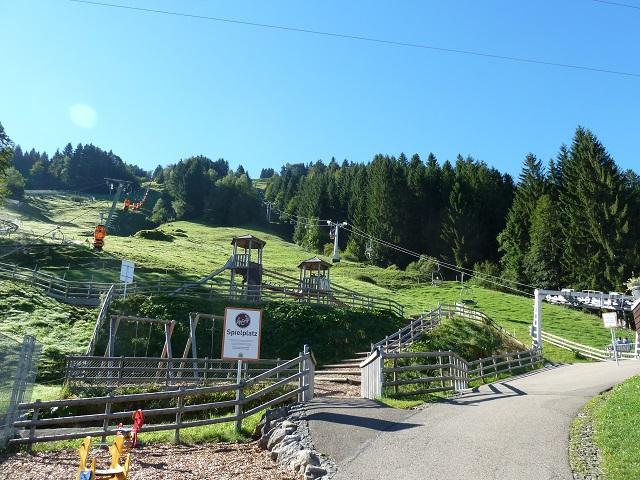 Alpsee Bergwelt Talstation