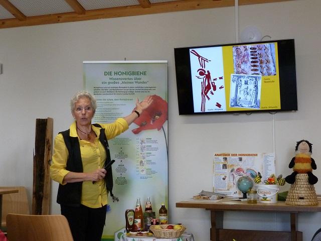 Vortrag in der Erlebnisimkerei Seeg
