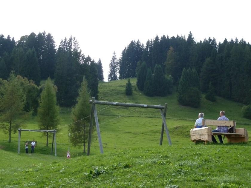 Die schönsten Spielplätze im Allgäu - Abenteuerspielplatz Roßhaupten