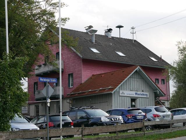 Landgasthof Mariaberg in Kempten