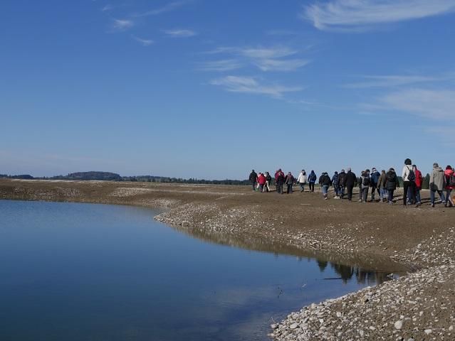 Forggensee - Wanderung in eine versunkene Welt
