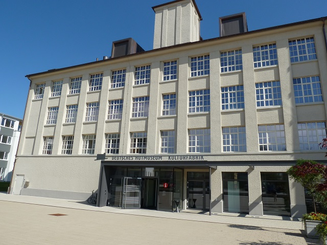 Deutsches Hutmuseum in Lindenberg - Außenansicht