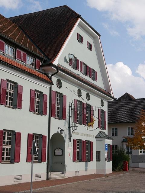 Gasthof Goldener Hirsch in Obergünzburg