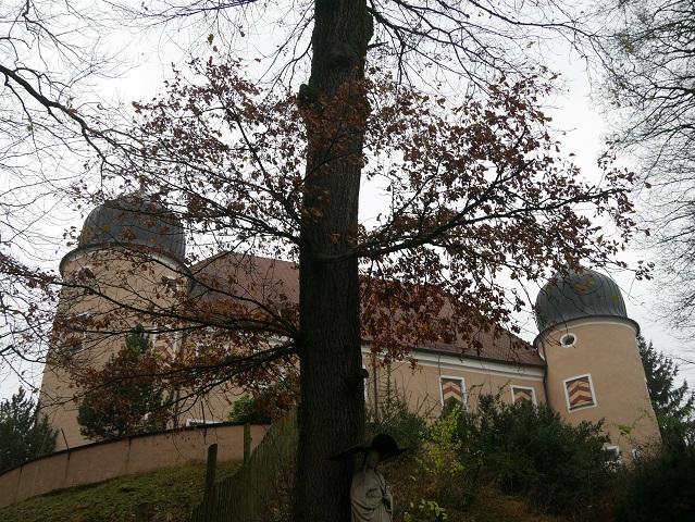 Schloss Kronburg im Illerwinkel