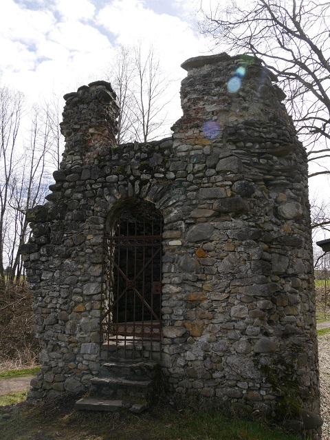 Burgruine Alt-Kalden bei Altusried