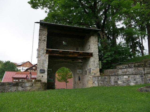 Burgruine Werdenstein